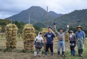 縁農隊写真